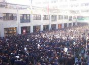 Estudiantes del Instituto Nacional se deciden por dar el Simce