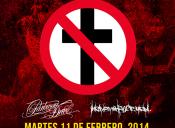 Bad Religion llega en febrero al Caupolicán