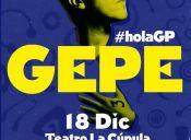 Gepe cierra el año con concierto en Teatro La Cúpula