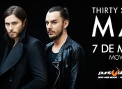 30 Seconds to Mars en el Movistar Arena