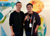Peruano de 17 años fue reclutado por Facebook y se convierte en su empleado más joven