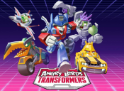 [VIDEO] ¡Angry Birds llega en forma de Transformers!