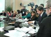 Apoderados defendieron su postura frente a la Comisión de Educación de la Cámara de Diputados