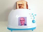 ¿No será mucho?: Ahora podrás tener una selfie en tu pan