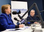 Presidenta Bachelet respecto a la Reforma: