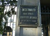 Formalizan a un estudiante del INBA por falso aviso de bomba