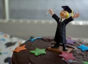 Mención Honrosa para el compañero que se gana todos los diplomas