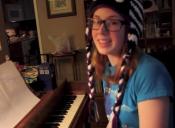 Una adolescente creó la versión autista de
