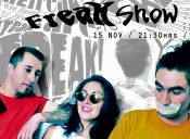 BED RIDERS: Freak Show en MiBar.