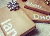 10 estilosos envoltorios para ese regalo especial