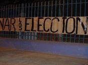 A sólo tres semanas de las elecciones municipales la Aces insiste en su funa