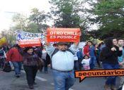 Feuc y Cones exigen a alcaldes que se pronuncien sobre presupuesto para liceos