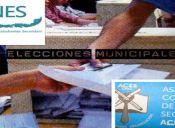 Elecciones municipales de este domingo: Aces y Cones mantienen distintas posturas