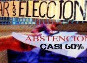 ¿Influyó el llamado de la Aces en la abstención en las elecciones muncipales?