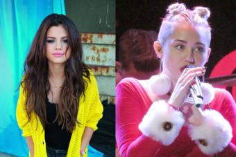 ¿Selena y Miley embarazadas del mismo hombre?