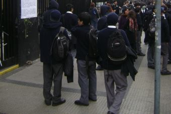 Chile es el quinto país de la OCDE con mayor repitencia escolar