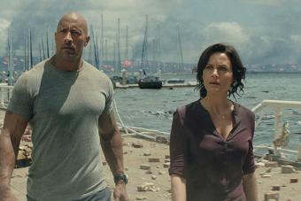 Así de ridícula se ve la película 'La falla de San Andrés' sin efectos especiales