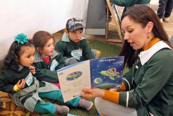 ¿Quieres estudiar educación parvularia? Asiste a los talleres gratuitos que se realizarán en la U. de Chile