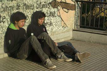 Colegios de Santiago que estuvieron en toma extenderán sus clases hasta el 16 de enero