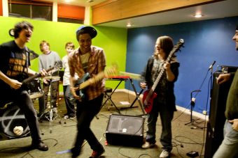 20 señales que indican que deberías ser parte de una banda de música