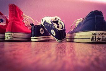 15 cosas que no sabías sobre las zapatillas Converse