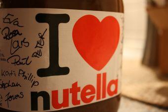 10 postres fáciles de preparar usando Nutella
