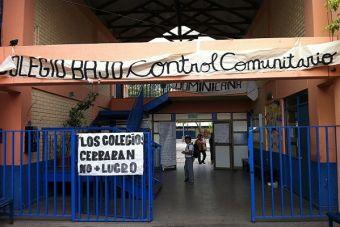 Desde la autogestión: el caso del colegio República Dominicana