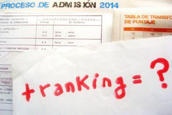 Proceso de Admisión 2014: ¿cuáles son los cambios que trae el ranking de notas?