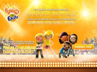 "Concurso ""Muévete con Baila Fanta"""