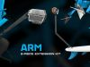 GoPole ARM, un kit de extensión de 2 piezas para tu GoPro