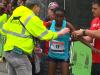 El dramático video de la atleta que terminó