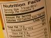 ¿Cuáles son los formatos y tipos de etiquetas nutricionales?