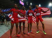 Estados Unidos deberá devolver medalla de relevos de Londres 2012
