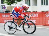 Carlos Oyarzún gana la Vuelta Ciclística de Uruguay