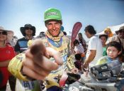 Ignacio Casale, la carta chilena para el Dakar 2015