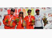 Surfistas chilenos logran un exitoso paso en los Juegos Bolivarianos