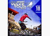 Mall Sport da inicio a la temporada de wakeboard 2014-2015