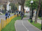Las principales ciclovías de Santiago