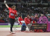 Karen Gallardo es elegida como la deportista Team Chile