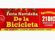 Feria navideña de la Bicicleta - 21 de diciembre 2014