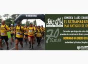 Ultramaratón de Lican Ray - 04 de enero 2015