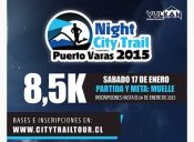 Night City Tral Puerto Varas - 17 de enero 2015
