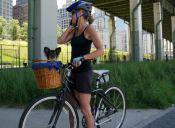 Los riesgos de no usar casco al andar en bicicleta
