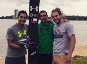 Esquí naútico: tres chilenos alcanzan final del Circuito Mundial en Australia