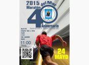 Maraton del Mar Escuela de Tripulantes - 24 de mayo 2015