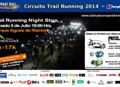 Trail Running Night By berghaus Santiago - 5 de Julio 2014