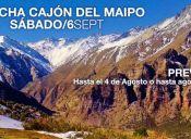 Climbing Tour – 4° fecha: 6 de Septiembre 2014