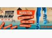 Maratón Internacional de Viña del Mar - 12 de Octubre 2014