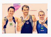 Tomás González logra medalla de oro en Panamericano de Gimnasia