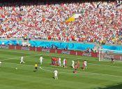 Sudamérica podría perder un cupo en repechaje para Rusia 2018